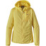Patagonia W's Houdini Jacket Yoke Yellow